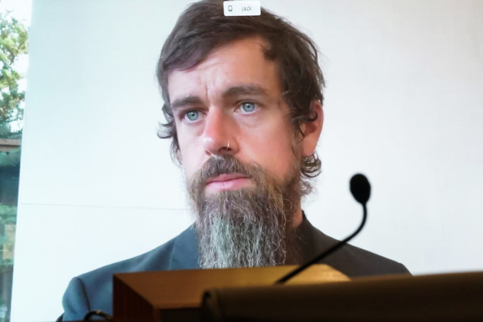 thảo luận nội bộ của CEO Twitter Jack Dorsey